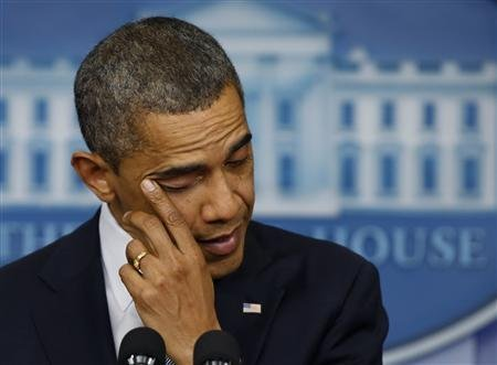 President Barack Obama is scheduled to travel to Newtown, Connecticut tonight to meet the families of victims killed in Friday's shooting at Sandy Hook Elementary School
