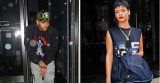 Rihanna has hinted she's once again split from Chris Brown