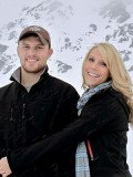 Sarah Palin's oldest son, Track Palin, and his wife, Britta Palin, have filed for divorce