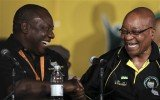 South Africa's President Jacob Zuma has been re-elected as leader of country's governing African National Congress