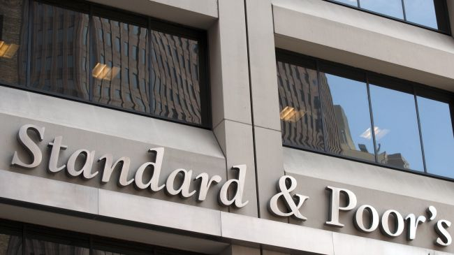 Standard and Poor's has raised the credit rating of Greece's sovereign debt by six levels