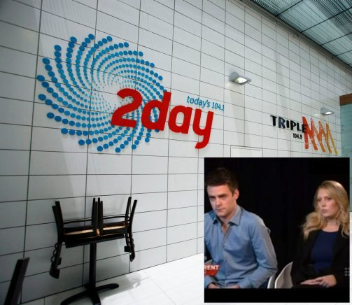 The Australian Communications and Media Authority will focus on the 2Day FM license holder and not directly on the presenters who made the prank call
