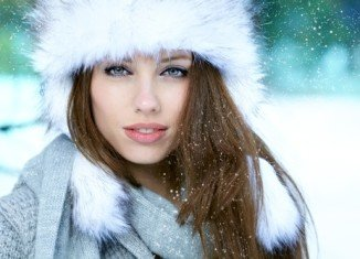 The cold weather will really dry out your face, while central heating and booze are both terribly dehydrating, so you skin is in danger of becoming totally parched