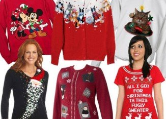 Until recently no fashionista would be seen dead in seasonal patterned sweater, but now the kitsch style is a must-have for designers and celebrities alike