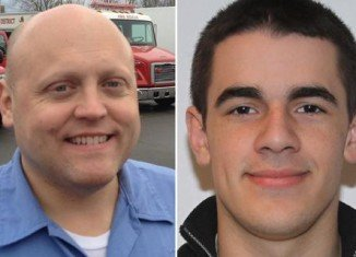 Webster firefighters Tomasz Kaczowka and Mike Chiapperini were shot dead by William Spengler in an apparent trap