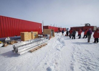 An American attempt to bore down into Lake Whillans, a body of water buried almost 1 kilometer under the Antarctic ice, has achieved its aim