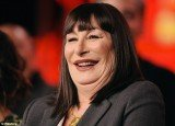 Anjelica Huston has been revealed as the latest celebrity pillow face victim, after displaying her suspiciously plump cheeks
