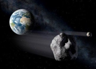 Apophis, a 300m-wide asteroid, is making a close pass to the Earth