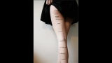 Artist Rosea Lake has sparked a debate about what women's skirt lengths say about the wearer