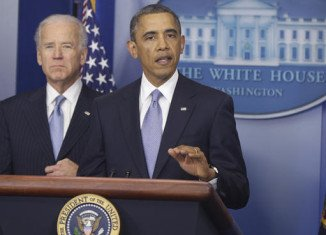 Barack Obama has hailed a deal reached to stave off a fiscal cliff of drastic taxation and spending measures