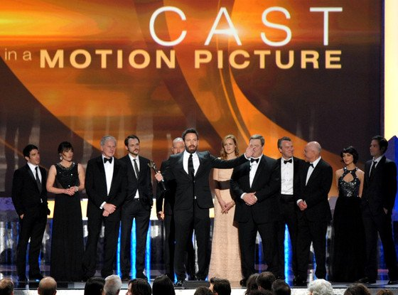 crash outstanding performance by a cast Language label description also known as english: screen actors guild award for outstanding performance by a cast in a motion picture award.