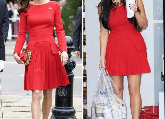 Bookmaker Ladbrokes is offering odds of 50 to 1 that Kate Middleton and Kim Kardashian will give birth on the same day
