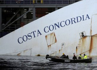 Costa Concordia is the subject of possibly the largest and most daunting marine salvage operation ever attempted