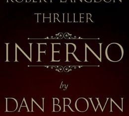 Dan Brown, the bestselling author of The Da Vinci Code, is to release new book Inferno in May