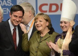 David McAllister, the current leader of Lower Saxony's government and close ally of Chancellor Merkel, will be hoping for re-election