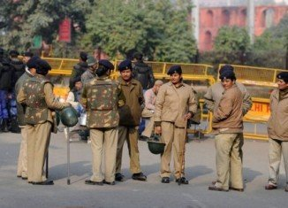 Five men accused of the abduction, gang rape and murder of the 23-year-old student in Delhi are appearing in court for a preliminary hearing