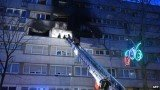 Five people including a child have died in an apartment fire in Gennevilliers, a deprived northern suburb of Paris