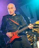 Former Dr Feelgood guitarist Wilko Johnson has spoken of the strange euphoria he has experienced since being diagnosed with terminal cancer