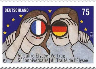 France and Germany are marking the 50th anniversary of Elysee Treaty that helped to reconcile the two former foes