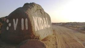 French-led troops have entered Kidal in the north of Mali, the last major town they have yet to secure in their drive against Islamist militants