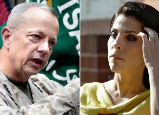 General John R. Allen has been cleared of misconduct by the Pentagon for more than 3,000 emails exchanged with Florida socialite Jill Kelley and revealed during David Petraeus scandal