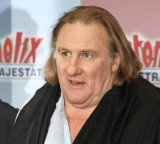 Gerard Depardieu is expected to appear before a French court today, charged with drink-driving