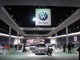German carmaker Volkswagen says its group sales hit a record high last year despite slowing sales in Western Europe
