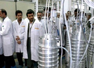Iran has announced its plans to upgrade uranium enrichment centrifuges at Natanz plant to the UN nuclear agency
