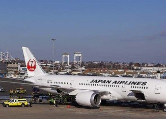 Japan Airlines said that a fire broke out in one of its Boeing 787 Dreamliners, shortly after it landed in Boston, following a flight from Tokyo