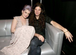 Kelly Osbourne has been secretly engaged to Matthew Mosshart