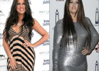 Khloe Kardashian says she no longer listens to what people have to say about her fluctuating weight because she can never please everyone