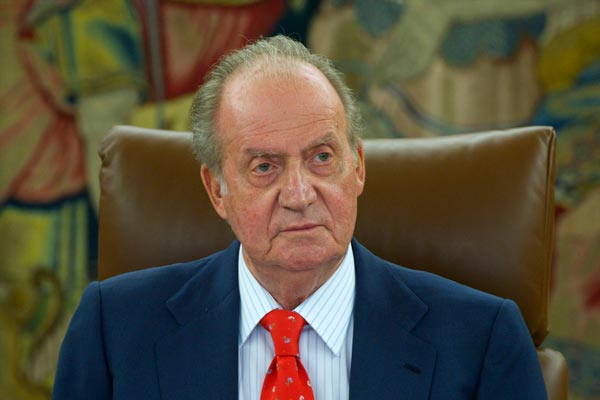 King Juan Carlos of Spain has given a rare television interview on the eve of his 75th birthday