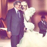 Lady Gaga sang The Lady Is A Tramp with renowned crooner Tony Bennett at the Washington Convention Center to the delight of those who had campaigned for Barack Obama's re-election