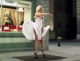 Lindsay Lohan having a Marilyn Monroe moment in InAPPropriate Comedy trailer