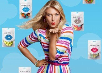 Maria Sharapova has been slammed for releasing Sugarpova, a line of high-sugar sweets