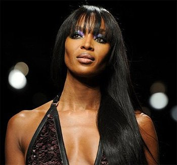Naomi Campbell has been injured in an attempted mugging in Paris