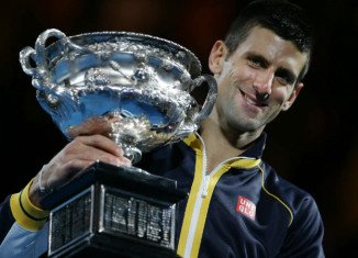 Novak Djokovic won his fourth Australian Open title after beating Andy Murray in Melbourne final