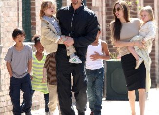One of Brad Pitt and Angelina Jolie's children accidentally pushed a panic alarm inside their house which prompted a massive response from the LAPD