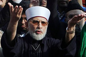 Pakistani government has reached a deal with cleric Mohammad Tahir-ul-Qadri to end his mass protest near parliament in Islamabad
