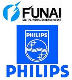 Philips is to sell off its home entertainment business, including hi-fis and DVD players, to Japan's Funai Electric