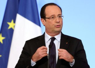 President Francois Hollande has ordered security stepped up around public buildings and transport because of military operations in Mali and Somalia