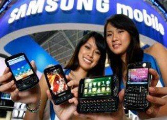 Samsung Electronics has announced it expects to make a record profit for the last quarter of 2012, powered by growing sales of its smartphones