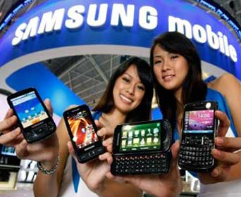 Samsung Electronics has announced it expects to make a record profit for the last quarter of 2012 powered by growing sales of its smartphones photo