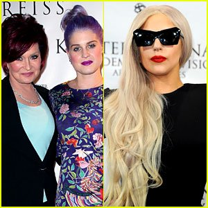 Sharon Osbourne has launched an attack on Lady Gaga, accusing the singer of being desperate for attention after openly criticizing her daughter, Kelly