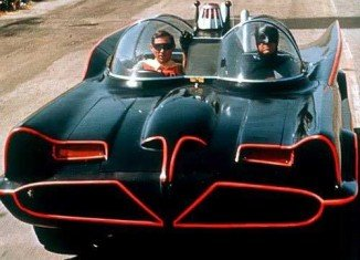 The Batmobile used by actor Adam West in the original TV series of Batman has sold for $4.2 million at a US auction