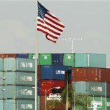 The US trade deficit widened unexpectedly in November, after a rise in the import of consumer goods
