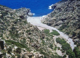 The inhabitants of small Greek island Ikaria live on average 10 years longer than the rest of Western Europe