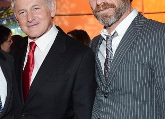 Victor Garber has confirmed he has a long-term relationship with Rainer Andreesen