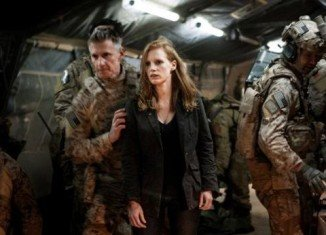 Zero Dark Thirty was the top draw in the US and Canada this weekend, taking an estimated $24 million in its first three days on wide release