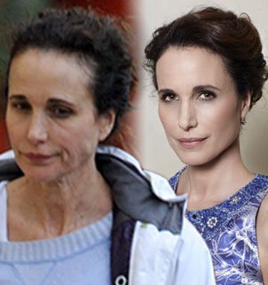 Andie MacDowell has been a spokesperson for L'Oréal since 1985 and most recently has been the face of their Wrinkle Free RevitaLift range